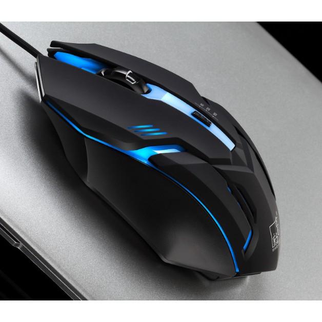 Chuột chuyên game K2, K3 Led RGB 7 màu – Chuột Gaming cao cấp