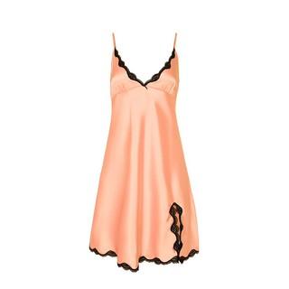Đầm ngủ satin xẻ đùi iBasic SW010 thumbnail