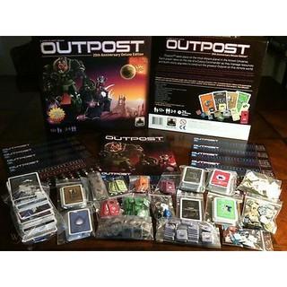 Outpost – Trò chơi board game