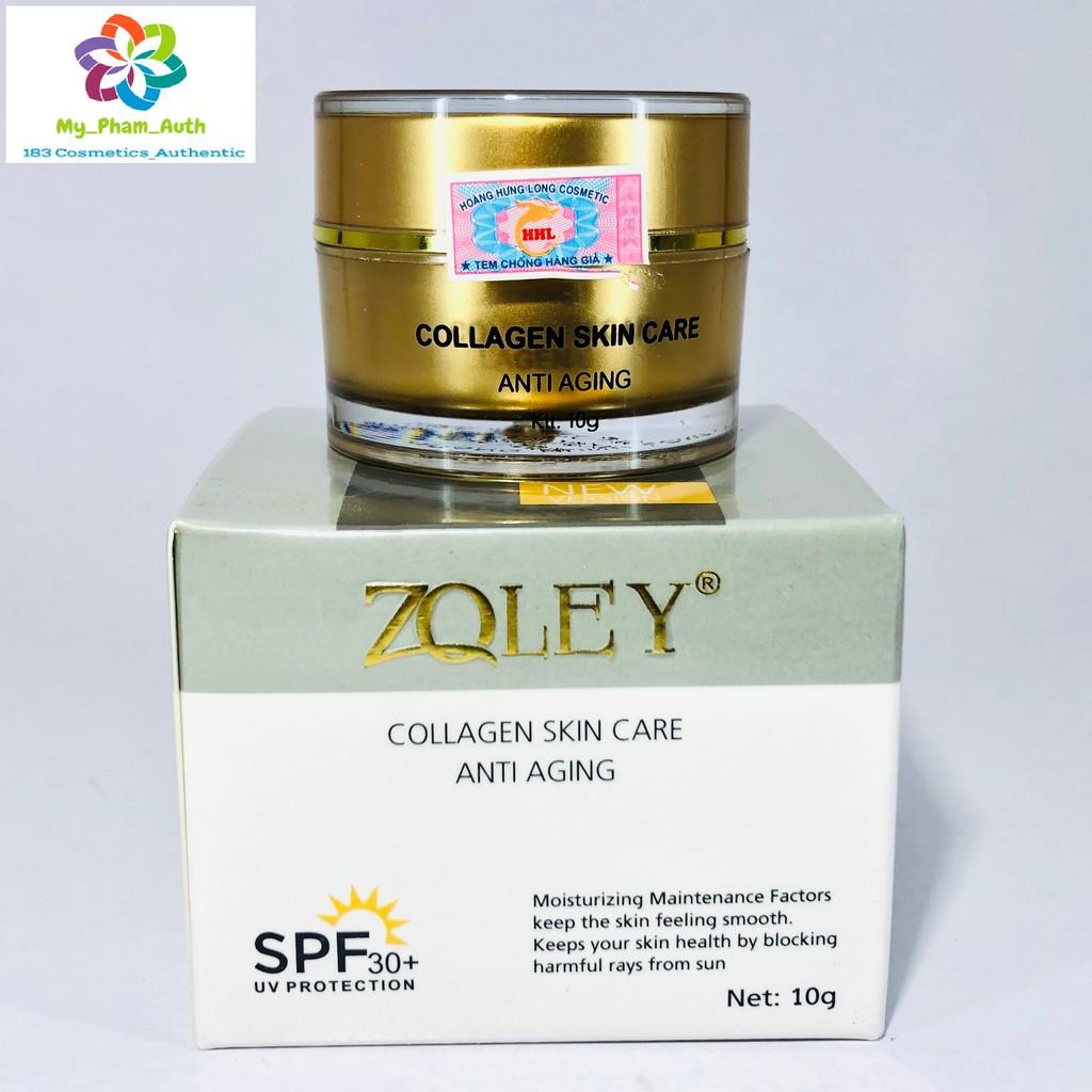 [CHÍNH HÃNG 100%] Kem Collagen Chống Lão Hóa - Zoley Vàng (10Gram)