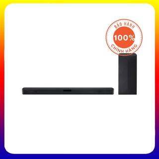 [CHỈ GIAO HCM] Loa thanh soundbar LG 2.1 SL4 300W - Hàng chính hãng - MỚI 100% thumbnail
