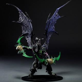 [ORDER] Mô hình đồ chơi nhân vật Anime DC5 World of Warcraft Demon Hunter Demon Form Illidan Udyan Box