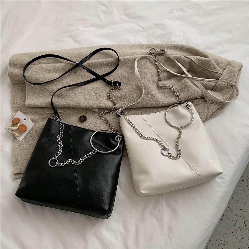 [GIÁ SỐC] Túi da quai xích đeo được 2 kiểu giá cực sốc P051