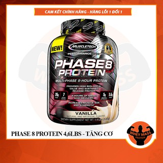 Muscletech Phase8 4.6 lbs ( 1.9kg) Authentic 100%
