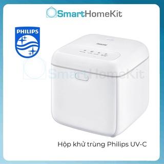 Hộp khử trùng Philips UV-C Disinfection Box 10L - diệt khuẩn nhanh an toàn tại nhà thumbnail