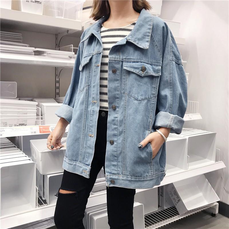 Order áo khoác jeans loại 1