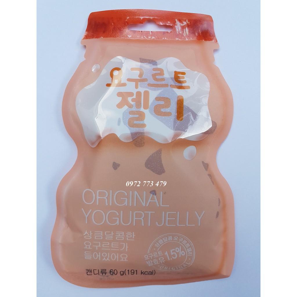 Thạch Yogurt jelly Vị Truyền Thống Hàn Quốc - 2854614 , 742895664 , 322_742895664 , 40000 , Thach-Yogurt-jelly-Vi-Truyen-Thong-Han-Quoc-322_742895664 , shopee.vn , Thạch Yogurt jelly Vị Truyền Thống Hàn Quốc