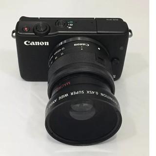 Bộ chuyển đổi Macro 49mm cho Canon M10-M3 15-45 IS STM-50mm F1.8 STM-Meike 35mm-Meike 50mm thumbnail