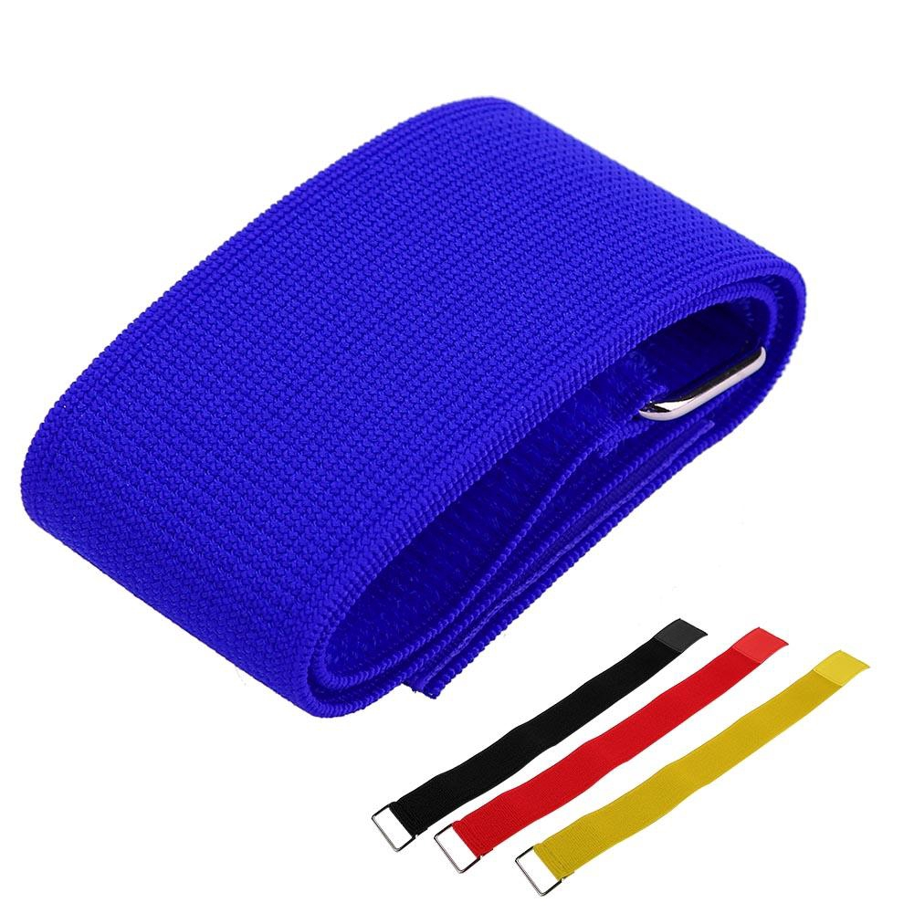 Justgogo Kids Team Group Sports Game Funny 3 Legged Race Bands Outdoor Game Walker Tie for Kids Adults Rope Strap Team G