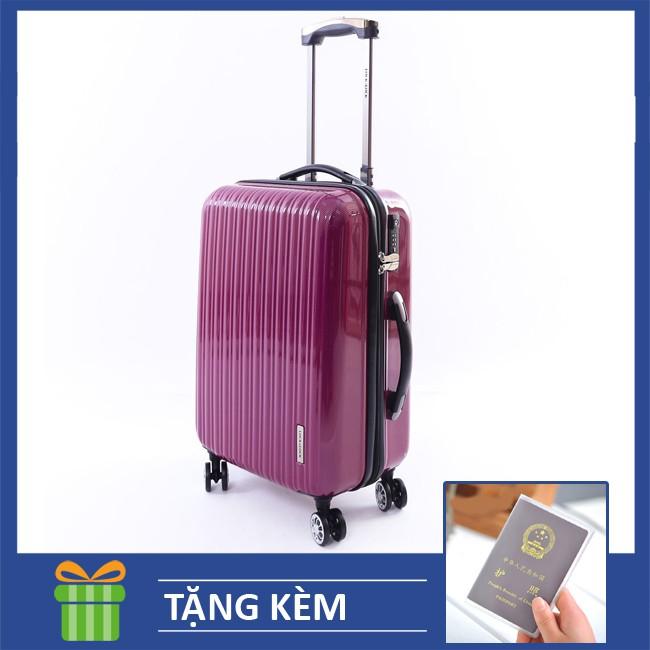 Bộ vali kéo có khóa số TSA Lock&Lock Samsung Travel Zone LTZ994 20 inch màu đỏ và Vỏ bọc hộ chiếu tr - 2420917 , 1096627274 , 322_1096627274 , 950000 , Bo-vali-keo-co-khoa-so-TSA-LockLock-Samsung-Travel-Zone-LTZ994-20-inch-mau-do-va-Vo-boc-ho-chieu-tr-322_1096627274 , shopee.vn , Bộ vali kéo có khóa số TSA Lock&Lock Samsung Travel Zone LTZ994 20 inch