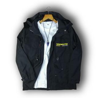 Set1 (Plus+) WindMaster - Shirt (áo khoác dù Plus+, áo thun basic) thumbnail