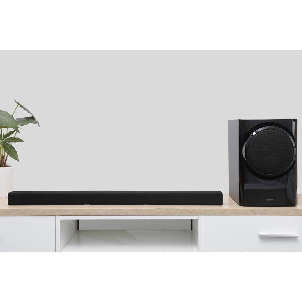Loa soundbar Samsung 2.1 HW-K350 150W (Miễn phí vận chuyển tại Hà Nội)