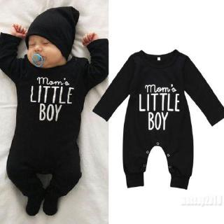 Mu♫-Fashion Newborn Infant Baby Boys Romper Jumpsuit Bodysuit Outfits Clothes