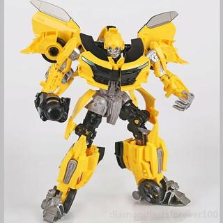 Bộ đồ chơi mô hình Transformer Bumblebee WEIJIANG L8002D
