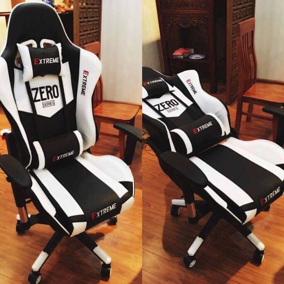 Ghế Làm Việc Học Tập Chơi Game Extreme Zero ghế cũ (nhiều màu)