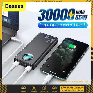 Pin sạc dự phòng đa dụng công suất cao Baseus Amblight Digital Display Quick Charge Power Bank - 65W