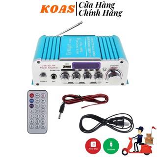 Âm Ly Mini Karaoke Kentiger HY 803 Chơi Nhạc Âm Thanh Cực Đỉnh thumbnail