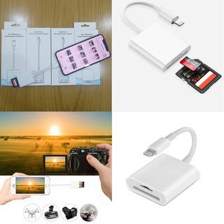 Đầu đọc thẻ nhớ SD, Micro SD cho Iphone, Ipad