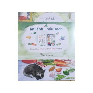 Sách - Combo Ăn gì cho không độc hại + tẩy độc bếp ( 2 cuốn ) thumbnail