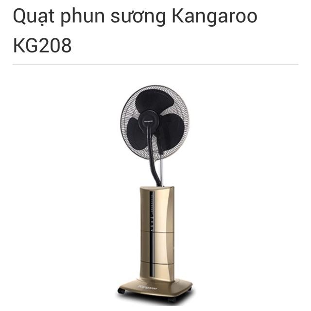 Quạt phun sương KG208