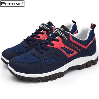[Mã FASHIONMALLT4 giảm 15% tối đa 30K đơn 150k] Giày leo núi, giày phượt chống trơn trượt PETTINO - TS09