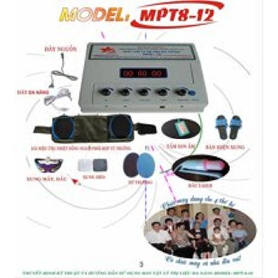 Máy vật lý trị liệu cao cấp nhất của Bộ Quốc Phòng MPT8-12 - 3033782 , 379647923 , 322_379647923 , 3300000 , May-vat-ly-tri-lieu-cao-cap-nhat-cua-Bo-Quoc-Phong-MPT8-12-322_379647923 , shopee.vn , Máy vật lý trị liệu cao cấp nhất của Bộ Quốc Phòng MPT8-12