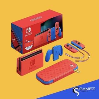 Máy Chơi Game Nintendo Switch Mario Red &Blue thumbnail