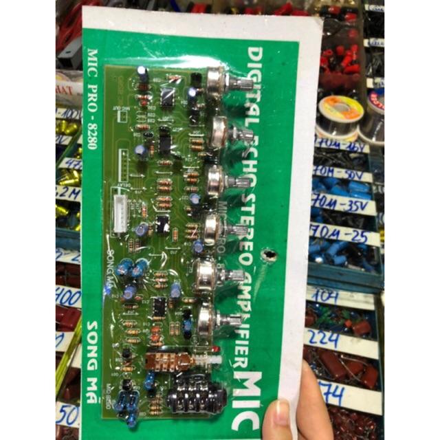 Mạch mic vang Pro-8280