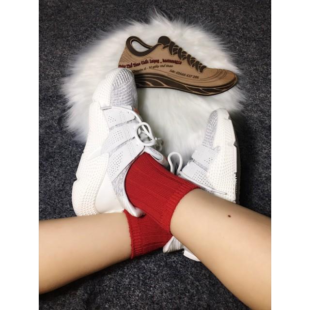Giày  pro trắng hồng xám