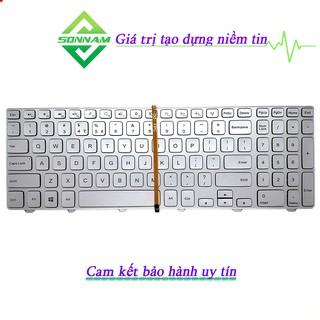 Bàn Phím Laptop Dell Inspiron 7537 – Bảo Hành Đổi Mới 9 Tháng