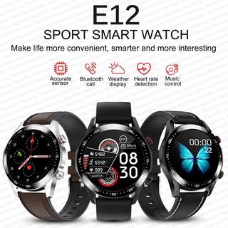 ANDROID Đồng Hồ Thông Minh E12 Kết Nối Bluetooth Chống Nước Hỗ Trợ Theo Dõi Sức Khỏe 2021