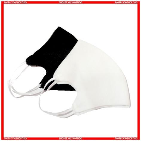 Khẩu trang vải không dệt 3 lớp kháng khuẩn thân thiện môi trường NPP Shoptido