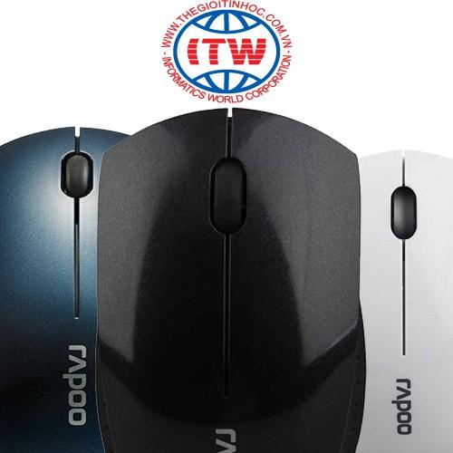 Chuột máy tính Wireless Rapoo 3360 Mini`