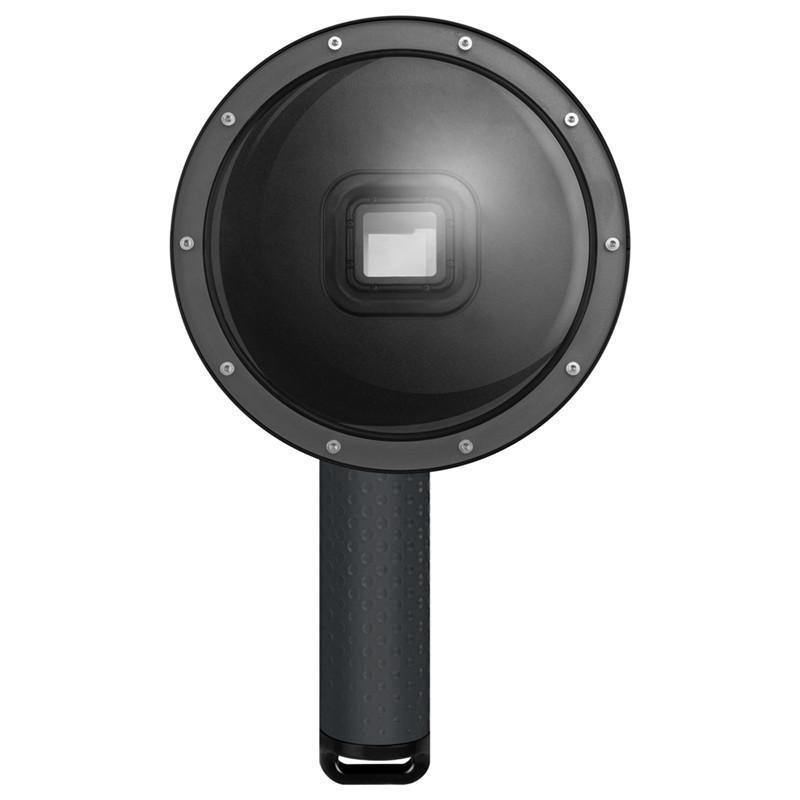 Phụ kiện chống nước 6inch hỗ trợ ghi hình dưới nước dùng cho camera Gopro Hero 7/6/5