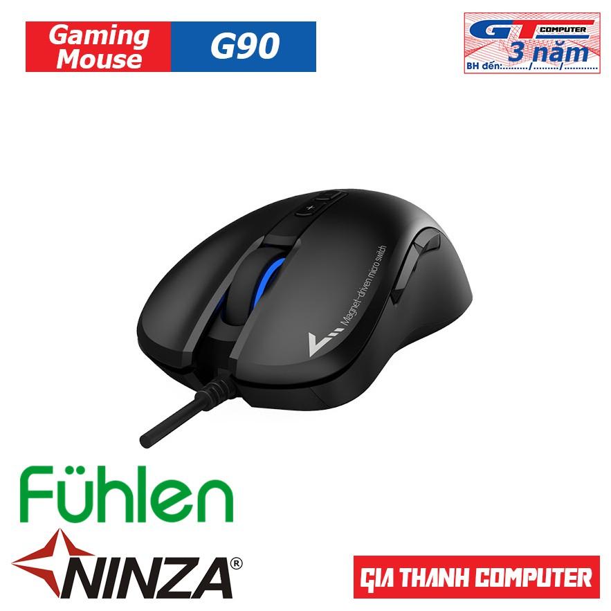 Chuột Fuhlen G90 Chính Hãng Ninza - BH 3 Năm