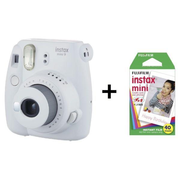 Máy ảnh Fujifilm Instax Mini 9 Smoke White (Trắng khói - Hàng chính hãng) - 3050142 , 1167268188 , 322_1167268188 , 1700000 , May-anh-Fujifilm-Instax-Mini-9-Smoke-White-Trang-khoi-Hang-chinh-hang-322_1167268188 , shopee.vn , Máy ảnh Fujifilm Instax Mini 9 Smoke White (Trắng khói - Hàng chính hãng)