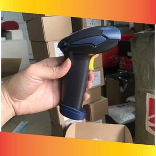 ivn050 máy quét mã vạch 32b laser đọc nhanh bền dây dài 2m