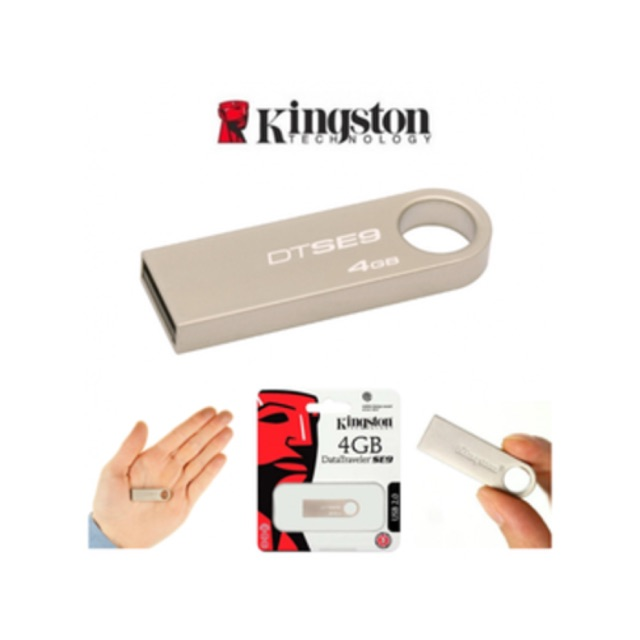 Usb Kington 4g vỏ sắt chống nước SE9 BH 6 tháng
