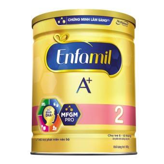 Sữa bột Enfamil A+ 2 DHA+ và MFGM cho trẻ từ 6-12 tháng 400g- 900g - 1.7kg - 2973809 , 387366481 , 322_387366481 , 265000 , Sua-bot-Enfamil-A-2-DHA-va-MFGM-cho-tre-tu-6-12-thang-400g-900g-1.7kg-322_387366481 , shopee.vn , Sữa bột Enfamil A+ 2 DHA+ và MFGM cho trẻ từ 6-12 tháng 400g- 900g - 1.7kg