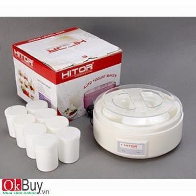 Máy làm sữa chua Hitops 16 cốc - Đơn giản, dễ làm - 2528091 , 25533103 , 322_25533103 , 175000 , May-lam-sua-chua-Hitops-16-coc-Don-gian-de-lam-322_25533103 , shopee.vn , Máy làm sữa chua Hitops 16 cốc - Đơn giản, dễ làm