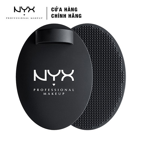 Dụng Cụ Vệ Sinh Cọ NYX Professional Makeup On The Spot Brush Cleansing Pad OSCP01