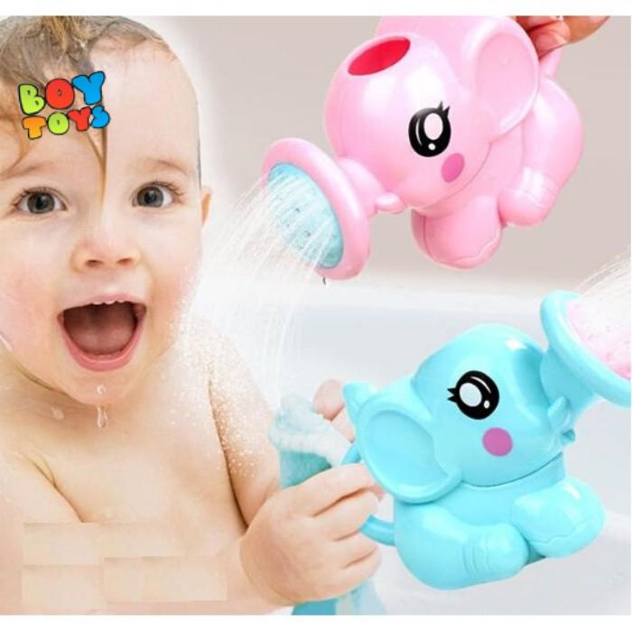 Đồ chơi nhà tắm chú voi phun nước vui nhộn cho bé