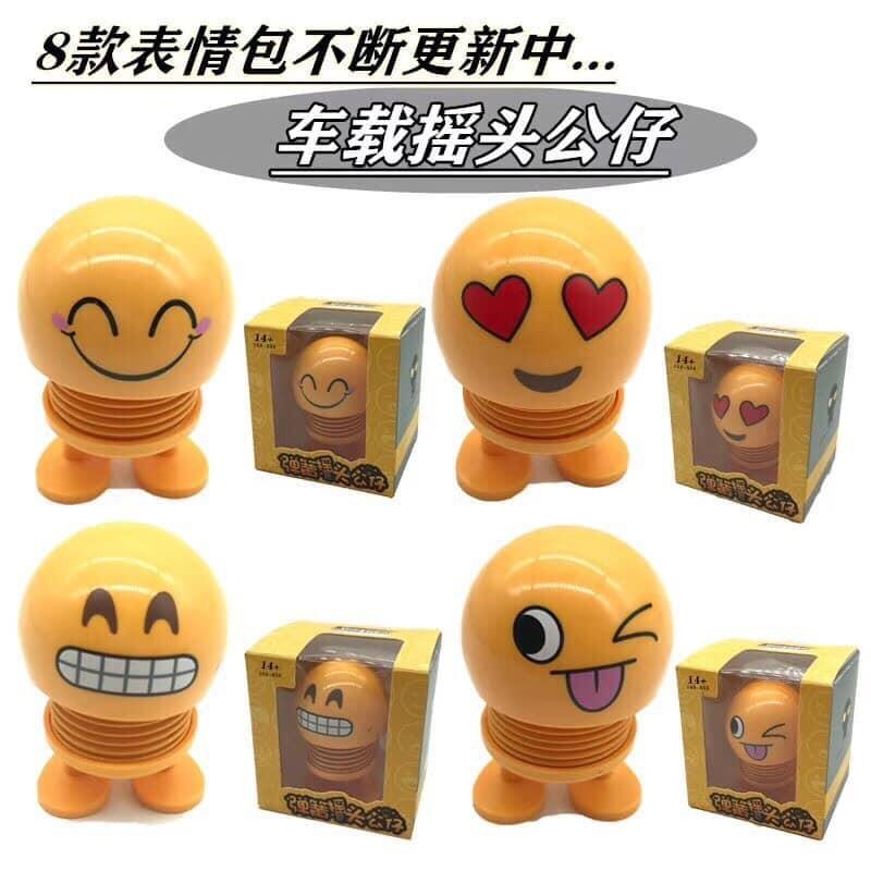 😂😊 Emoji Con Lắc Lò Xo