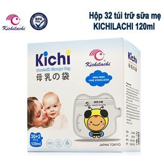 Túi trữ sữa mẹ an toàn cho bé dung tích 100ml/120ml/200ml/250ml