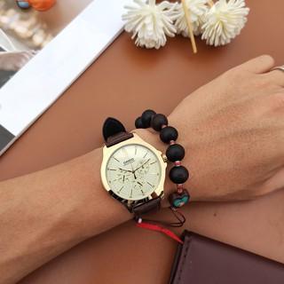 Đồng hồ nam Casio 💖MTP-V300GL-9A 𝐅𝐑𝐄𝐄𝐒𝐇𝐈𝐏💖 Đồng hồ Casio MTP-V300GL-9AUDF mặt vàng cực sang trọng