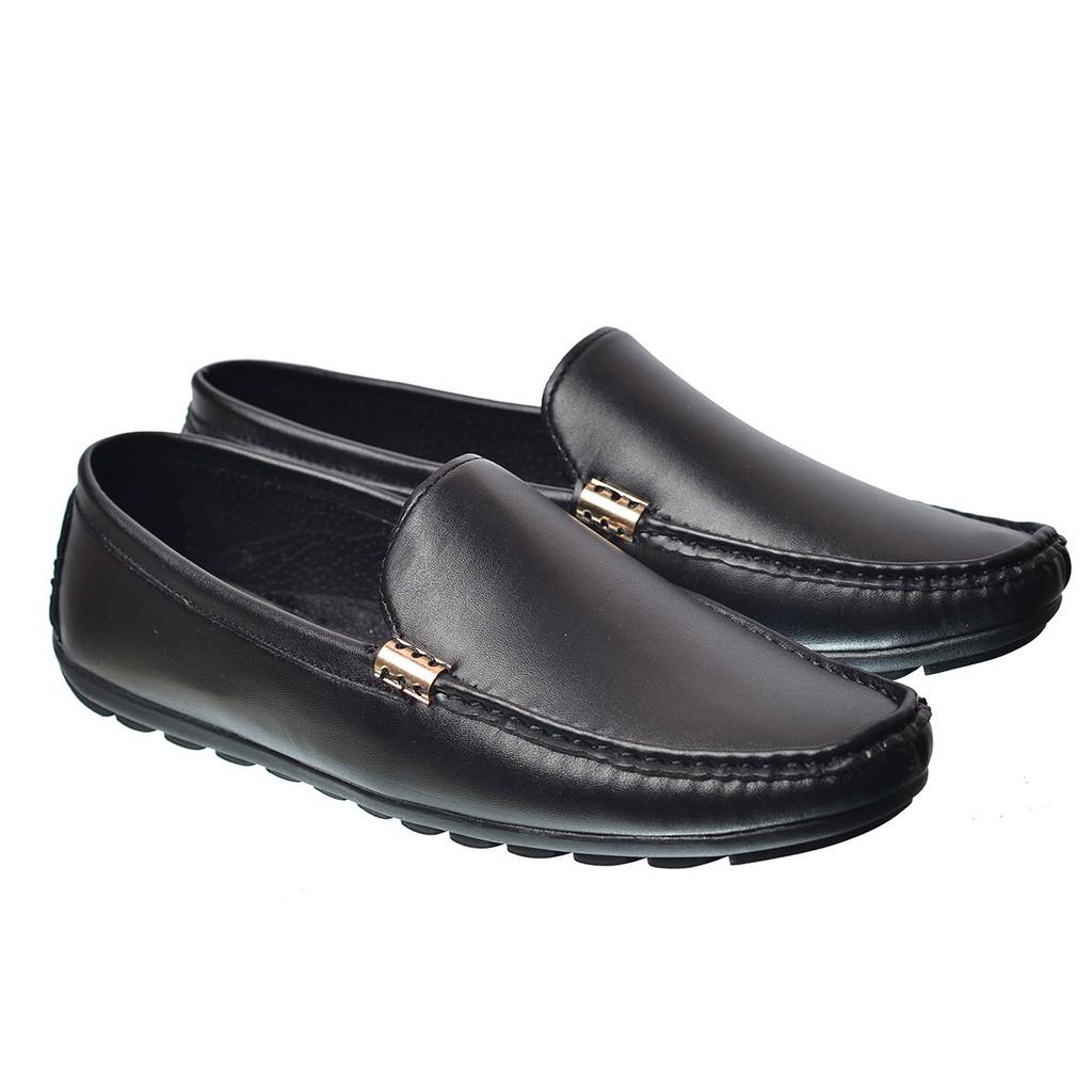 Giày Lười Da Nam GL11 Cao Cấp