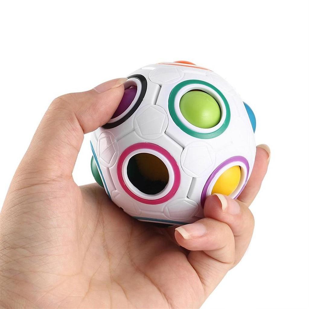 Rubik Bi bóng Cầu Vồng Thử Thách Mới