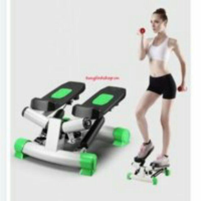 Dụng cụ tập thể dục chay bộ mini thể dục STEPPER
