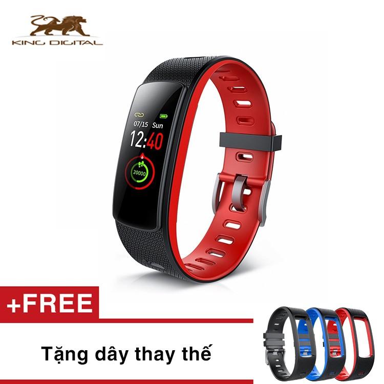 Vòng đeo tay thông minh iWOWN I6 HR-C màn hình màu + Tặng dây thay thế - 2724871 , 1231465517 , 322_1231465517 , 710000 , Vong-deo-tay-thong-minh-iWOWN-I6-HR-C-man-hinh-mau-Tang-day-thay-the-322_1231465517 , shopee.vn , Vòng đeo tay thông minh iWOWN I6 HR-C màn hình màu + Tặng dây thay thế