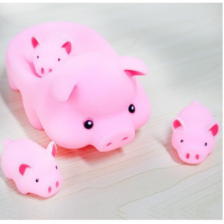 Đàn lợn thả bồn tắm size lớn